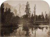Carleton Watkins - River View - Down the Valley - Yosemite, California, 1861