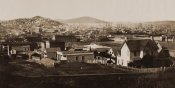 Carleton Watkins - City Front from Rincon Hill, San Francisco, California, 1860