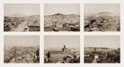 Carleton Watkins - Six-part Panorama of San Francisco, 1855-1856