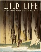 Frank S. Nicholson - Wild Life; The National Parks Preserve All Life, ca. 1936-1940
