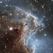 NASA - Infrared View of NGC 2174