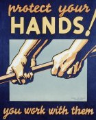 Robert Muchley - Protect your hands