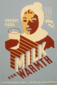 WPA - Milk - for warmth Energy food
