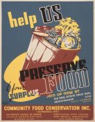William Tasker - Help us preserve your surplus food
