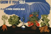 Herbert Bayer - Grow it yourself - Plan a farm garden now
