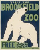 WPA - Visit the Brookfield Zoo - Polar Bear