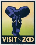 Hugh Stephenson - Visit the zoo - Elephant