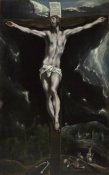 El Greco (Domenico Theotocopuli) - Christ on the Cross