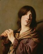 Salomon de Bray - David with His Sword