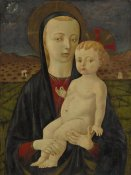 Paolo Uccello - Madonna and Child