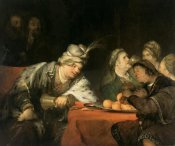 Aert de Gelder - The Banquet of Ahasuerus