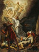 Pieter Lastman - The Resurrection