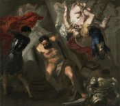 Genoese School - The Death of Samson