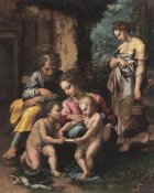 Giulio Romano - The Holy Family