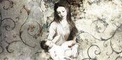 Simon Roux - Madonna and Child (after Van Dyck)