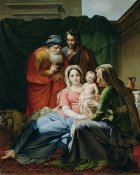 Joseph Paelinck - The Holy Family