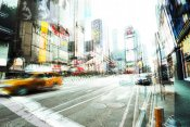 Peter Berry - Times Square Multiexposure II