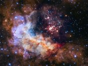 NASA - Westerlund 2 and Gum 29 Cluster and Star Forming Region