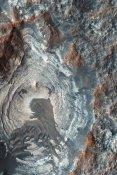 NASA - Mars HiRISE  -  Surface Layers and Dark Dunes