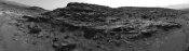 NASA - Mars Gale Crater - Panoramic Mosaic, July 17, 2015