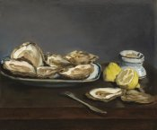 Edouard Manet - Oysters