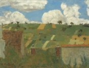 Edouard Vuillard - Landscape of the Ile-de-France, 1894