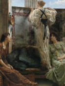 Sir Lawrence Alma-Tadema - Who Is It?, 1863