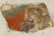 Unknown 1st Century Roman Artisan - Fresco Fragment
