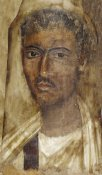 Unknown 2nd Century Romano-Egyptian Artisan - Mummy Portrait of a Man