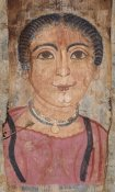 Unknown 2nd Century Romano-Egyptian Artisan - Mummy Portrait of a Woman