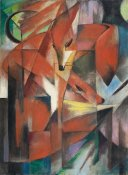 Franz Marc - The Fox, 1913