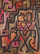 Paul Klee - Forest Witches, 1938