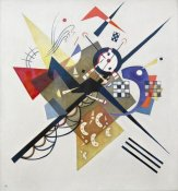Wassily Kandinsky - On White II, 1923