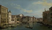 Canaletto (Giovanni Antonio Canal) - The Grand Canal in Venice from Palazzo Flangini to Campo San Marcuola