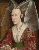 Rogier van der Weyden - Portrait of Isabella of Portugal