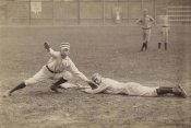A.G. Spalding Baseball Collection - Arthur Irwin And Tommy Mccarthy, Philadelphia Quakers