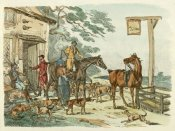 Henry Thomas Alken - Hunters Before Hunting, 1817