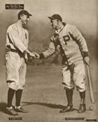 Leopold Morse Goulston Baseball Collection - Ty Cobb And Honus Wagner, 1880