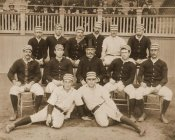 A.G. Spalding Baseball Collection - Philadelphia Baseball Club, 1887
