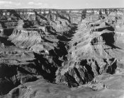 Ansel Adams - Grand Canyon from South Rim - National Parks and Monuments, 1940