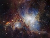ESO/H. Drass et al. - Deep infrared view of the Orion Nebula from HAWK-I