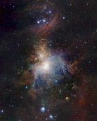 ESO/J. Emerson/VISTA  - VISTA's infrared view of the Orion Nebula