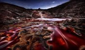 Jesus M. Garcia - Last Lights In Rio Tinto Iii (Red River)