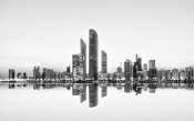 Akhter Hasan - Abu Dhabi Urban Reflection