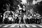 M. Salim-Bhayangkara - Ignore It, Enjoy Poses On The Streets