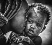 Pavol Stranak - Kiss From Beautiful Himba Mom