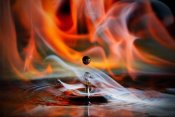 Ghizzi Panizza Alberto - Burning Drop