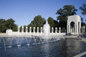 Carol Highsmith - World War II Memorial, Washington, D.C.