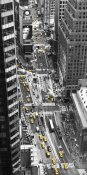 Michel Setboun - Yellow taxi in Times Square, NYC