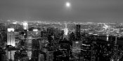 Michel Setboun - Aerial view of Manhattan, NYC